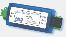 ISO-55v-05v Isolated Level Translator